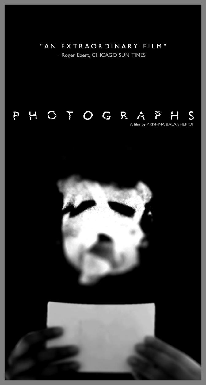 "Film: ""Photographs"" (2010-2011)"