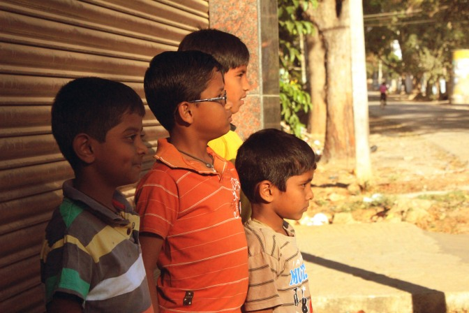 Photography: People (Bangalore II)