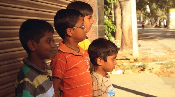 Photography: People (Bangalore II)