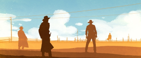 ONCE UPON A TIME IN THE WEST (1968) | ​Directed by Sergio Leone